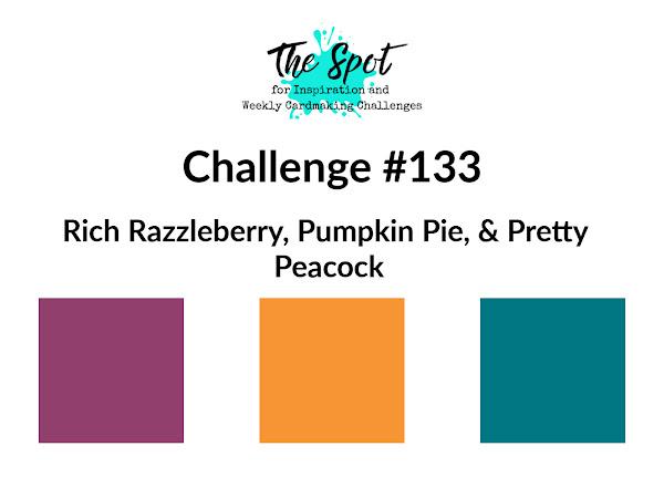 Challenge #133 - Color Challenge