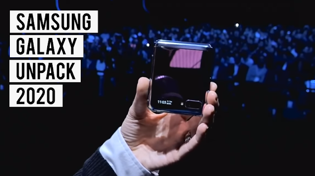 Summary of Samsung Galaxy Unpacked 2020 Events - What's new?