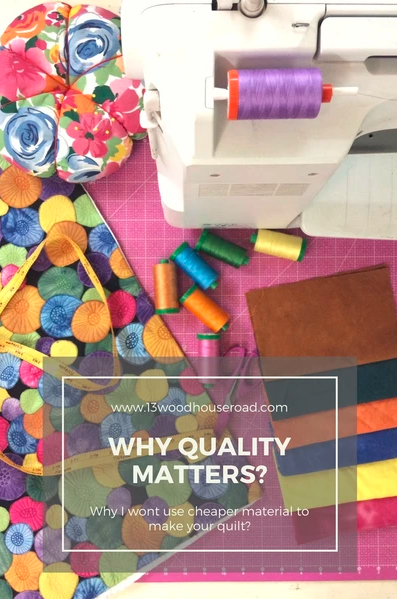 Why Quality Matters?