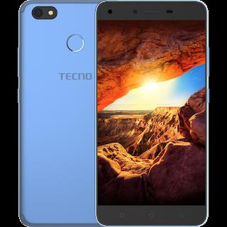 Sparking Tecno Mobile Phone