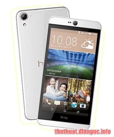 Rom gốc RUU (zip) cho HTC D826 (A52_DWGL)