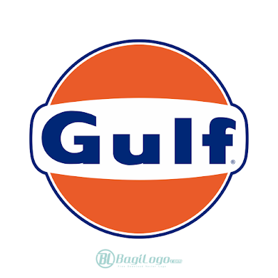 Gulf Oil Logo Vector