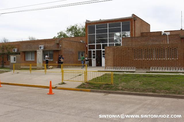 Escuela Jose de San Martín Monte Maíz - www.sintonia102.com