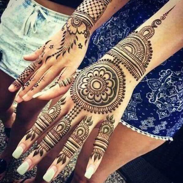 henné-tatouage féminin-7
