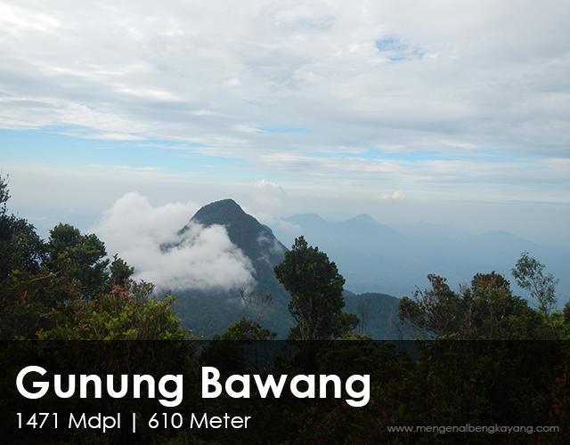 Gunung Bawang