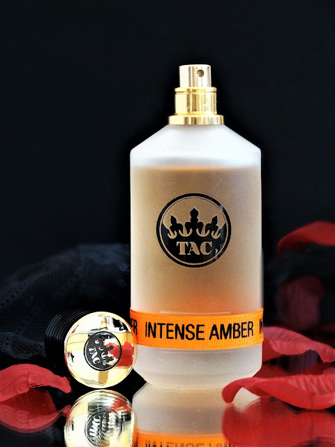 tac intense amber review, tac perfume review, intense amber tac avis, avis parfum tac, tac perfumes intense amber opinion