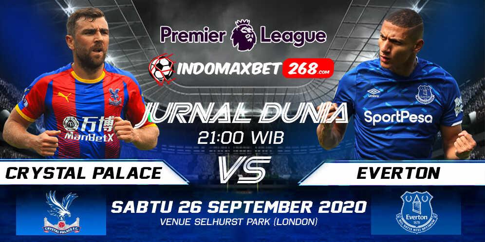 Prediksi Crystal Palace vs Everton 26 September 2020 Pukul 21:00 WIB