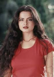 rekha photos in saree Images