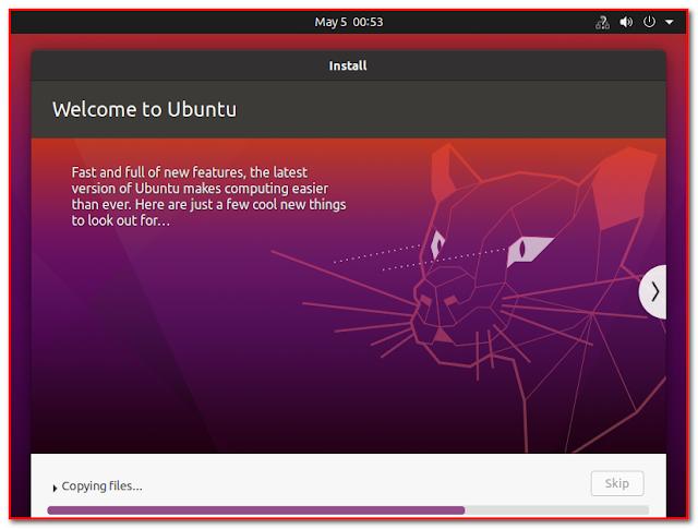 Ubuntu Base system Installation