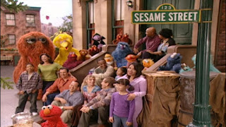 Sesame Street The Street We Live On