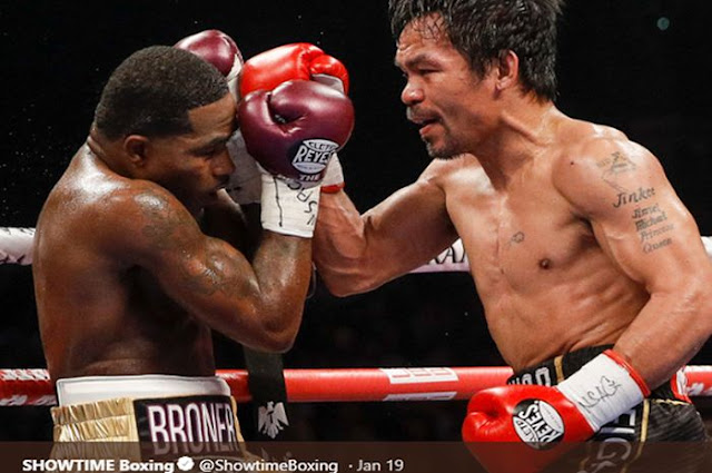 Former Manny Pacquiao's Opponent Was Tackled by Naughty Chat Cases to Girls of 16 Years
