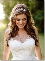 Brautfrisuren mittellanges Haar 2016