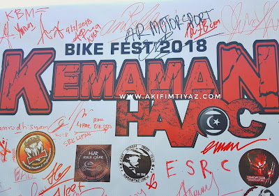 Kemaman Havoc Bike Fest 2018