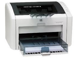 Picture HP LaserJet 1022nw Printer