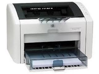 Picture HP LaserJet 1022nw Printer