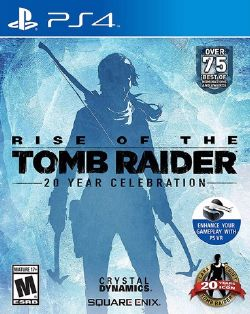 Rise of The Tomb Raider 20 Year Celebration Arabic