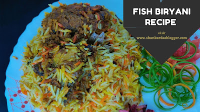 fish biryani recipe at home