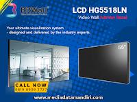 Videowall BRWall LCD HG5518LN