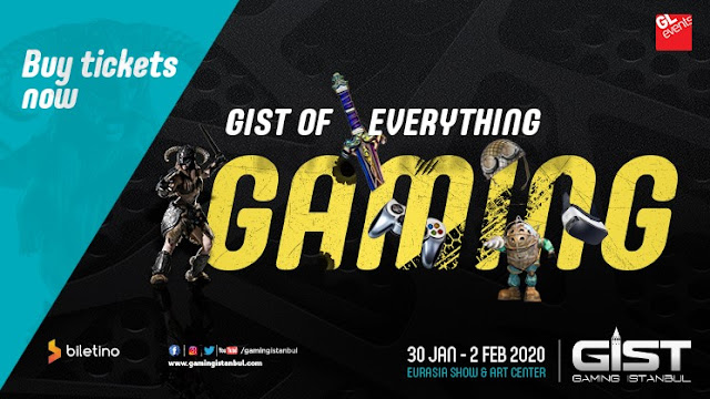 Gaming Istanbul 2020 kicks off with more highlight announcements