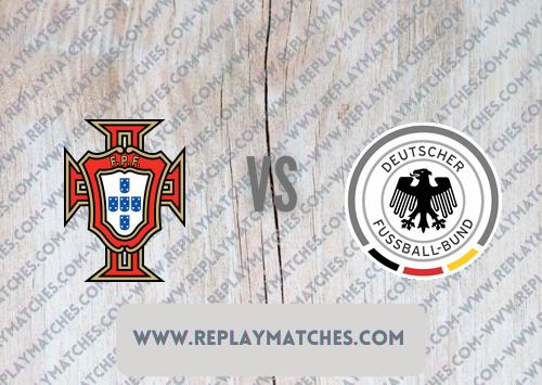 Portugal vs Germany -Highlights 19 June 2021