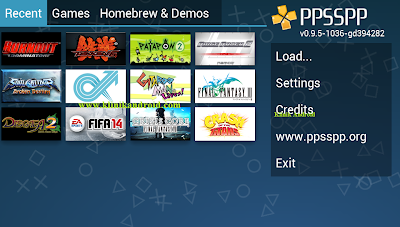 Download Kumpulan Games PSP / PPSSPP ISO CSO Android High Compress Terbaru Terbaik Lancar 2016