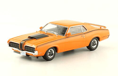 Mercury Cougar Eliminator 1970 american car