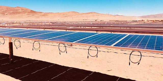 Avanzan obras de parque fotovoltaico en Jujuy