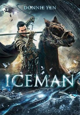 Poster of Iceman 2014 Hindi English Dual Audio 720p BluRay