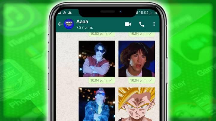 Cómo crear Stickers Animados para WhatsApp - Nuevo método !