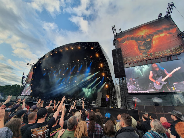 Queensrÿche at Bloodstock 2019
