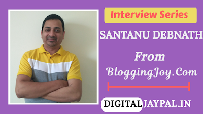 Interview with Indian Blogger