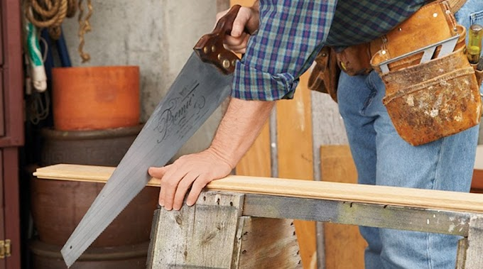 9 Best Hand Saw For Cutting Trees | Reviews and Buying Guide