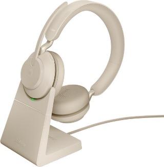 Jabra draadloze headset met oplaadstation