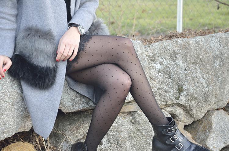 vestido_lencero_cardigan_gris_pelo_tendencia_trends_gallery_look_outfit