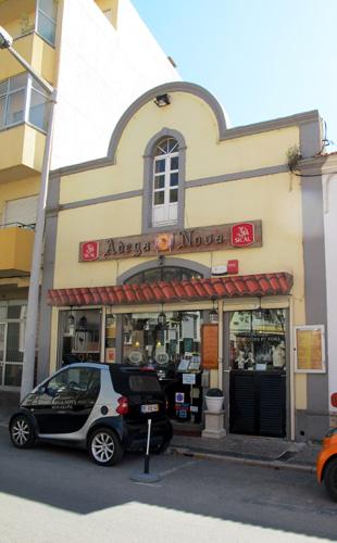 Adega Nova, Faro, Algarve, Portugal.