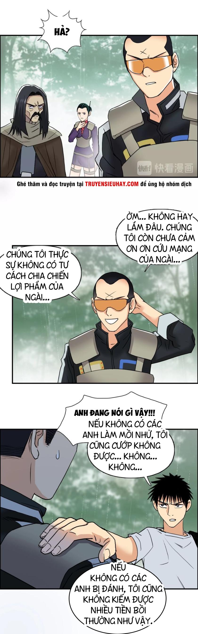 Siêu Năng Lập Phương Chapter 119 video - Hamtruyen.vn