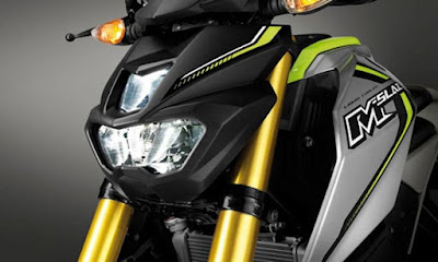Yamaha M-SLAZ 150 led headlight image