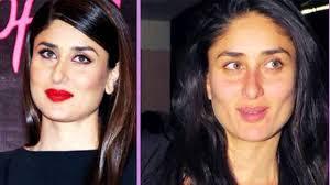 kareena-kapoor-makeup-&-without-makeup