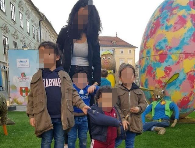 السلطات النمساوية تدخل على الخط في قضية الأب اللبناني الذي أخذ 4 أطفال من أمهم