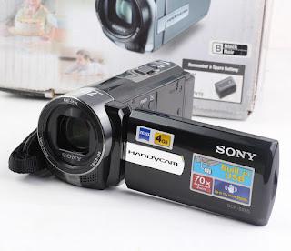 Seken Handycam - Sony DCR Sx65E