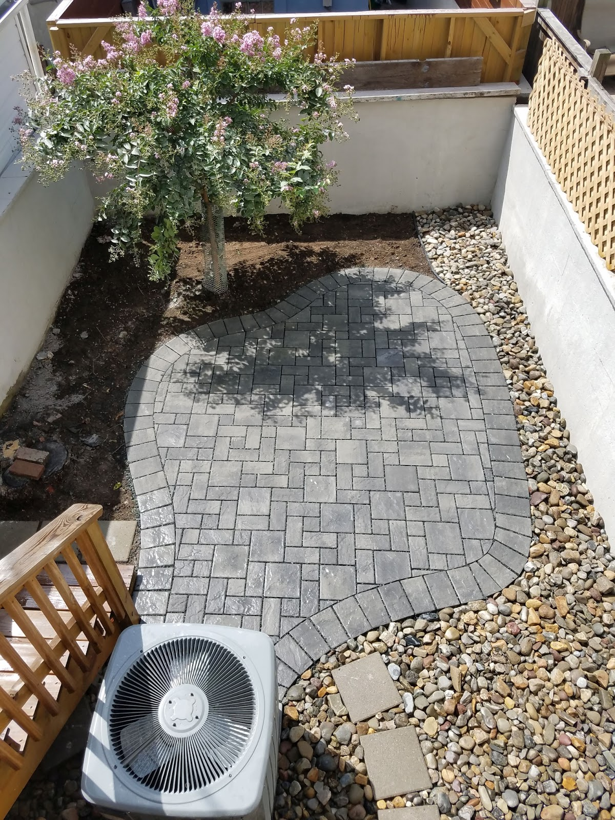 Marvelous Permeable Paver Patio In Fellu0027s Point