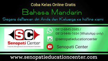 Kursus Les Bahasa Mandarin Tangerang Citra Raya