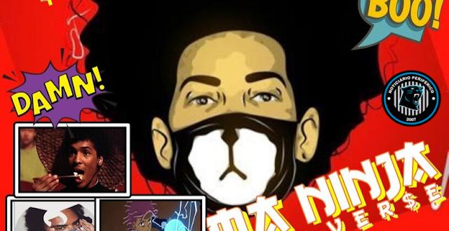 Rodrigo Short acaba de lançar seu mais novo vídeo clipe chamado Ma Ninja