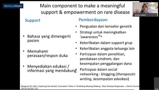 tugas konsuler genetik penyakit langka
