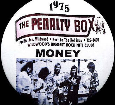 The Penalty Box rock club