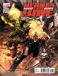 Heroes For Hire (2011)