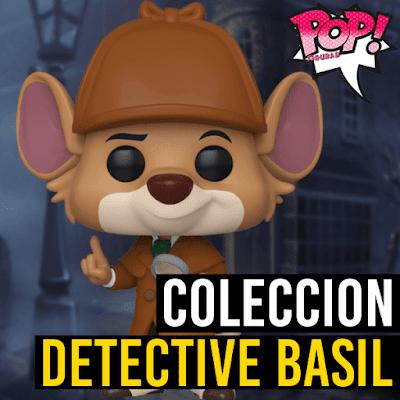 Lista de figuras Funko POP Basil superdetective