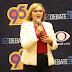 Zenaide mostra em debate na TV que está preparada para ser Senadora