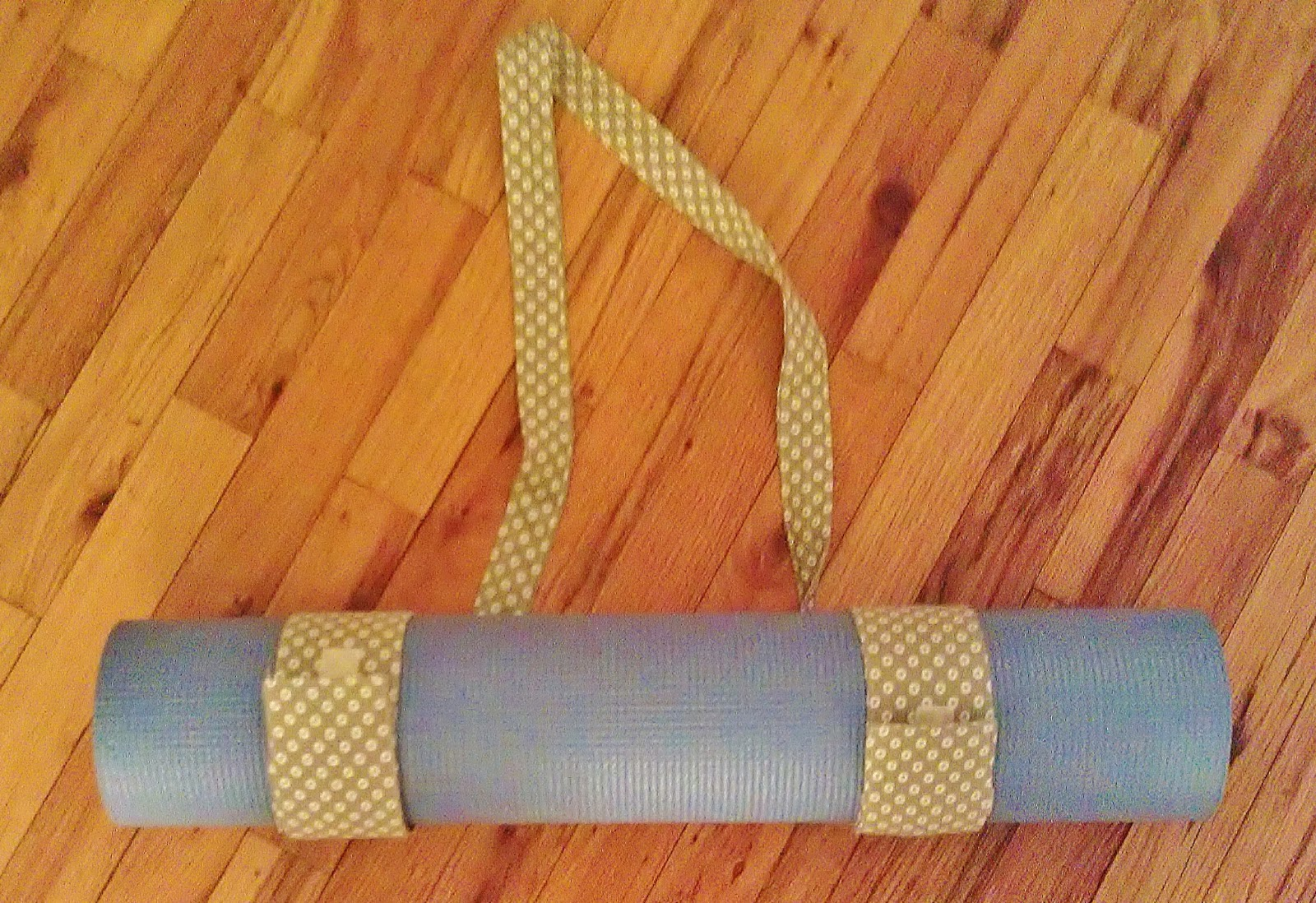 how to attach mats together to make a long mat