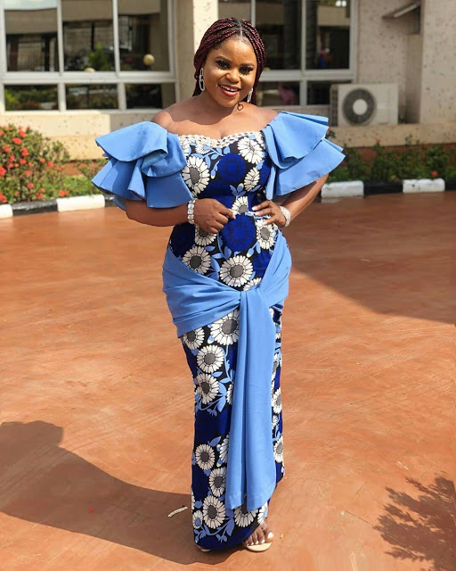 Latest Ankara Styles:2019